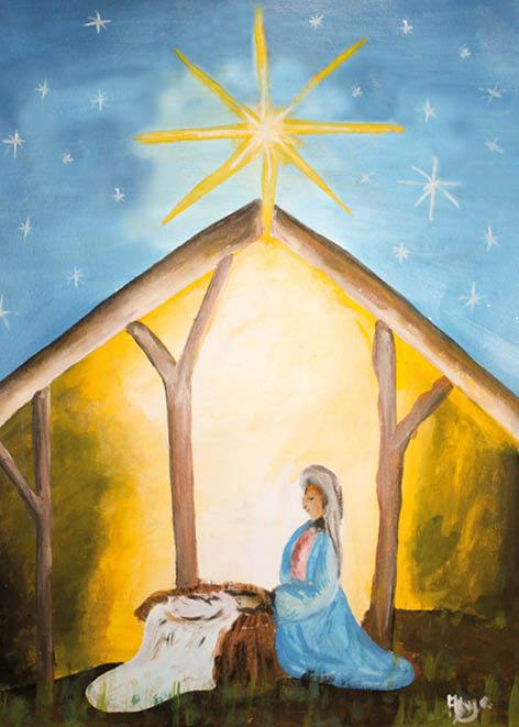 Mary's Meals Christmas Cards